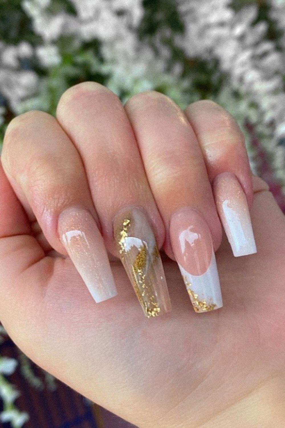 Graduation nails: 40 Shiny Nail Ideas For a Party In 2021!