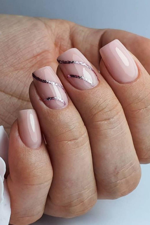 Wedding Nails:40 Braid Nail Art That Anyone Loving For 2021!