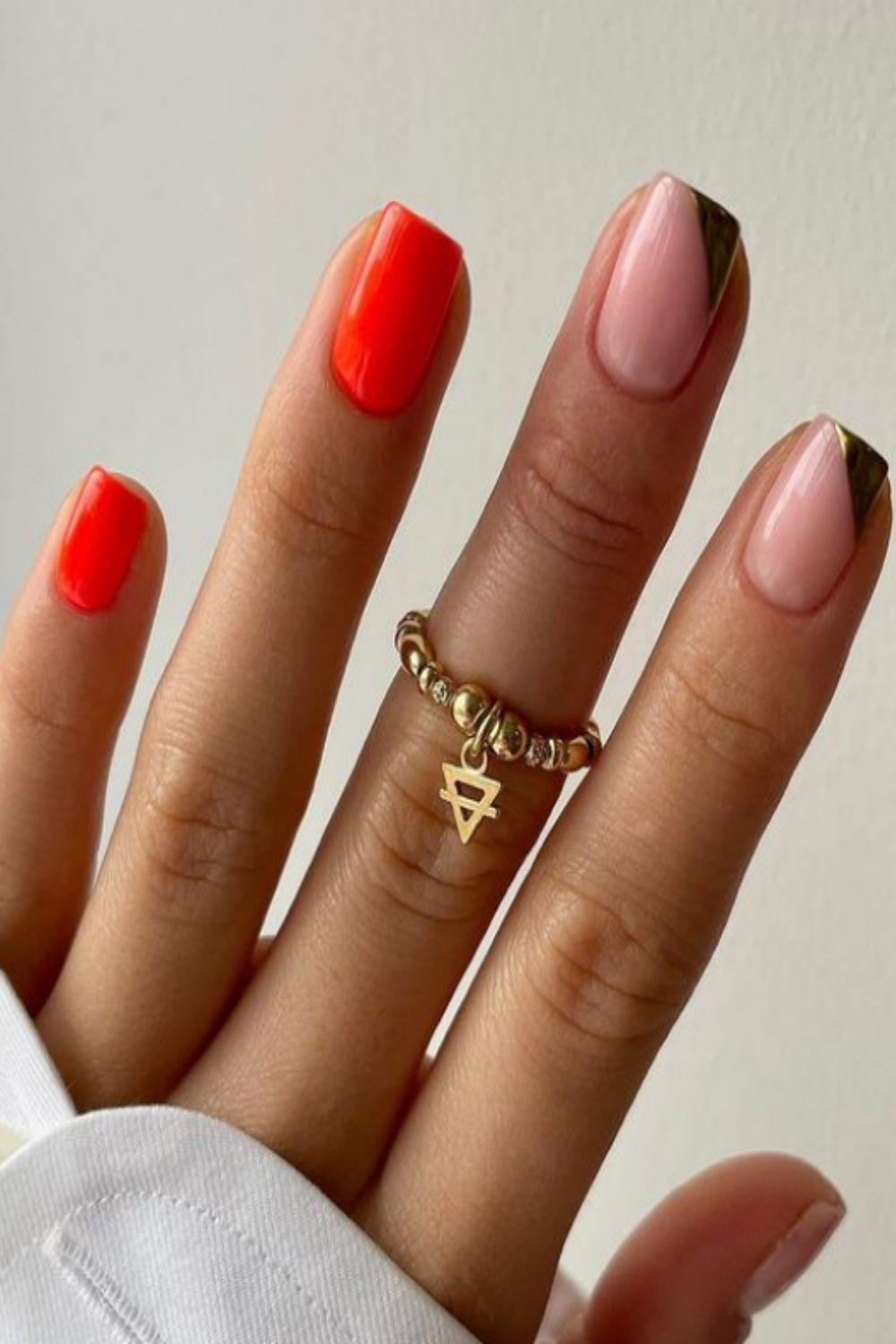 30+ Best short square nails for your chic summer 2021