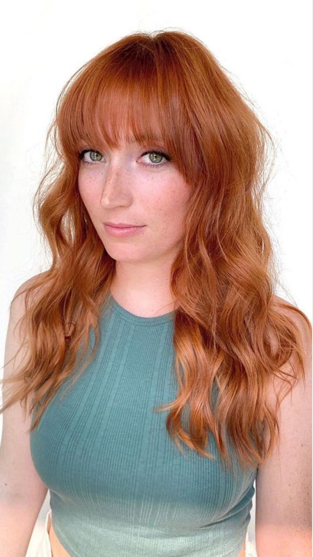 34 Amazing Copper red hair for Fall hair color ideas 2021