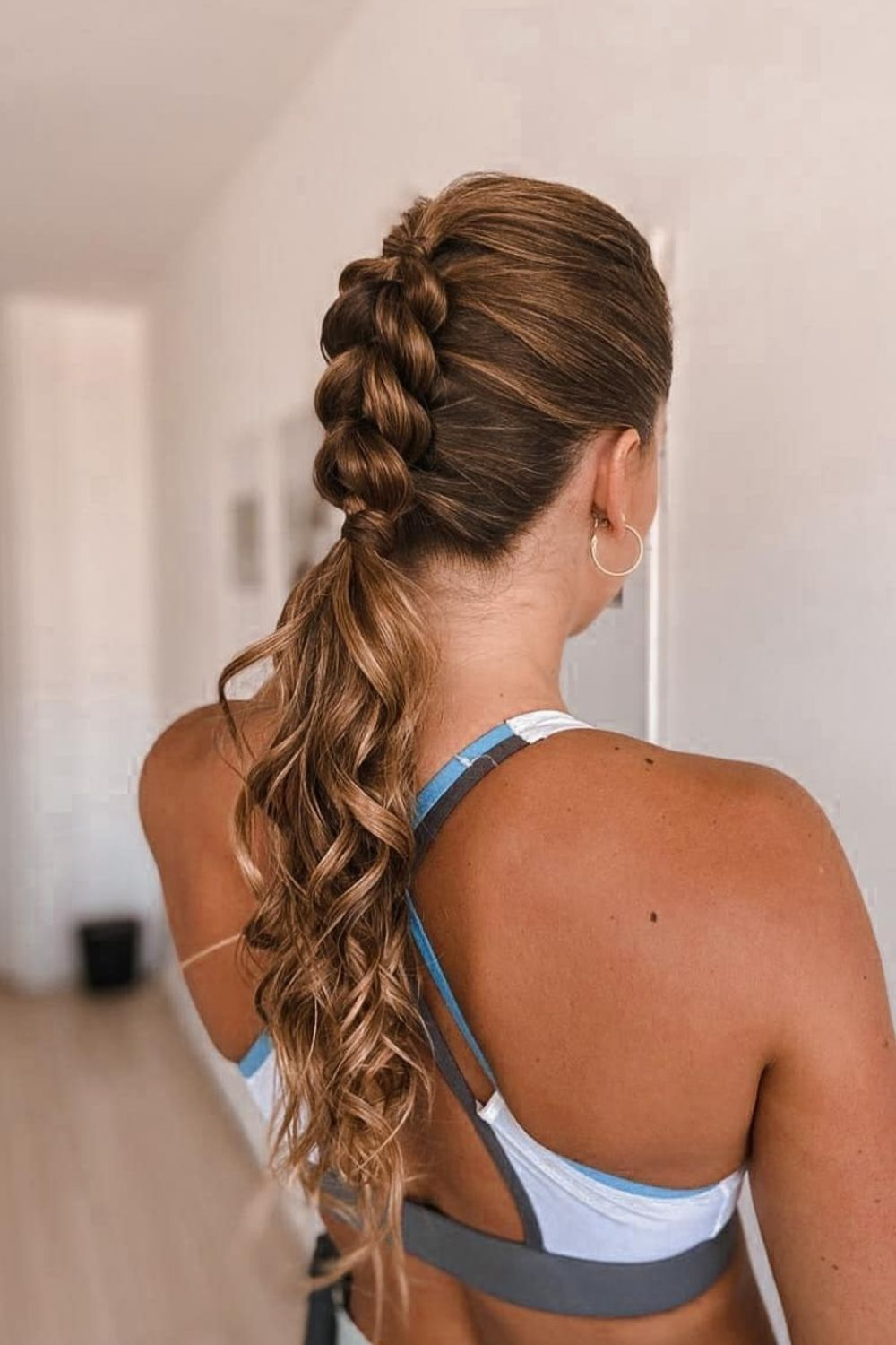 29 Easy Athletic Volleyball Hairstyles to look cute!