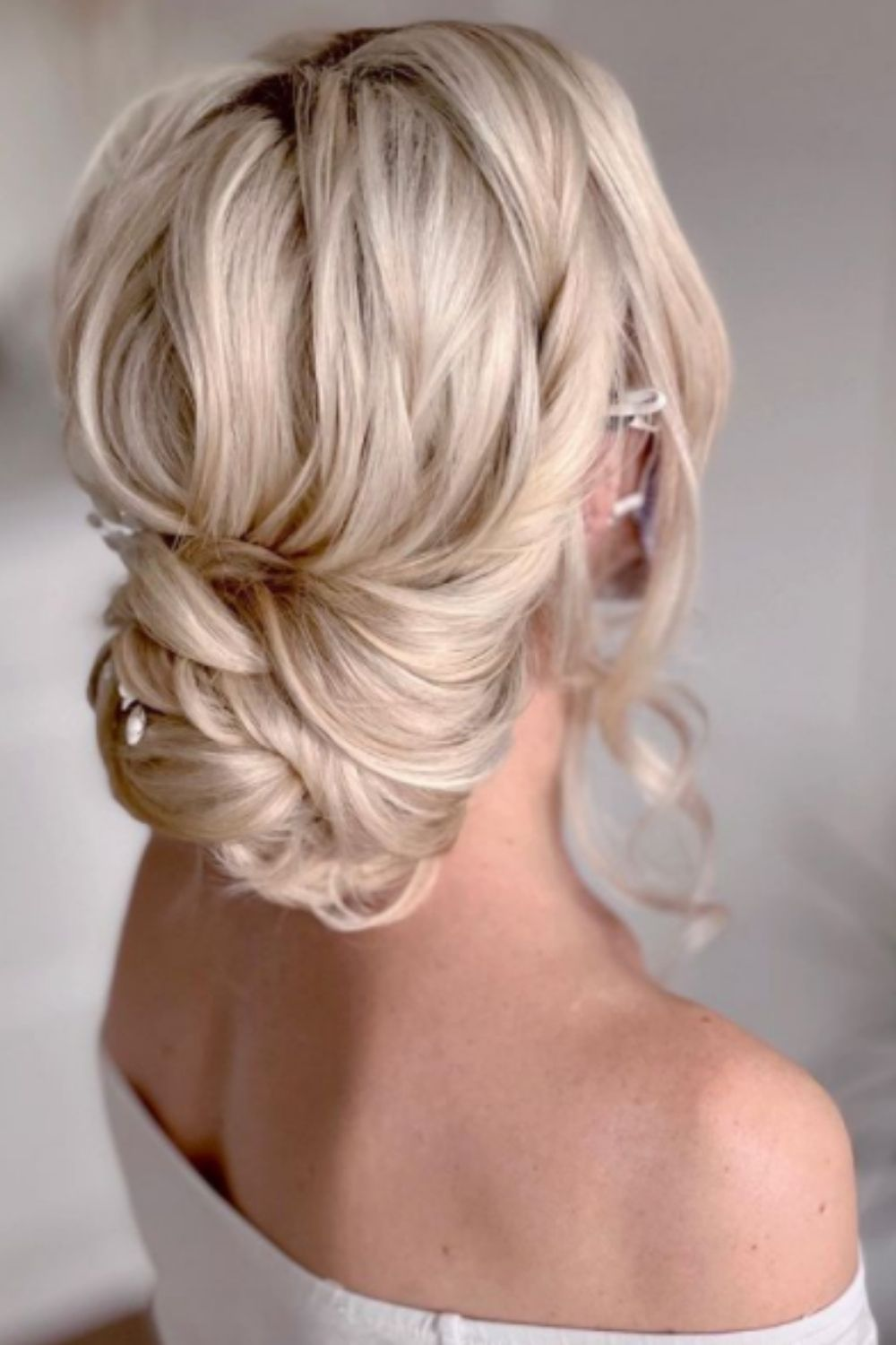 Dutch Braid Crown and Updo for glam hair for special occasion